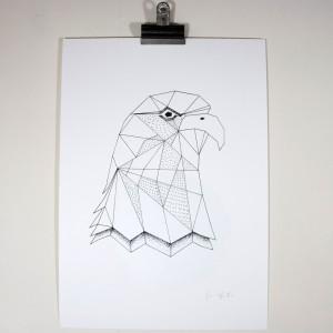 eagle print