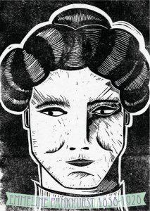 emmeline pankhurst print