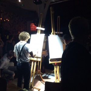 Art Battle Manchester